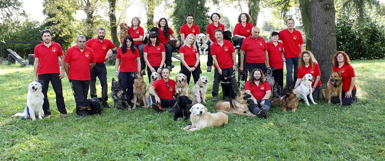 Addestramento Cani Da Catastrofe Cani Da Ricerca Persone Scomparse